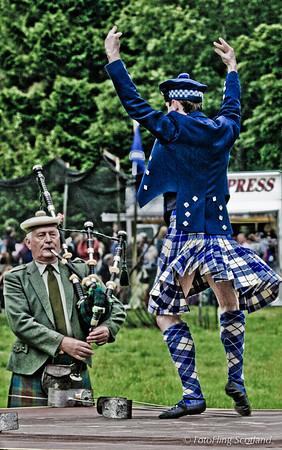 Sword Dance - Lochearnhead Games