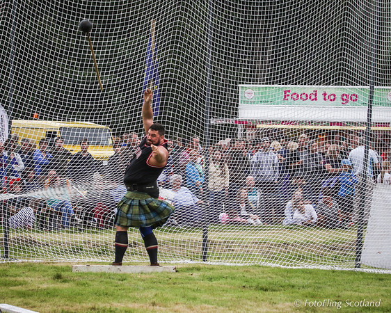 Hammer Throw - Sinclair Patience