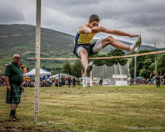 The 2016 Lochearnhead Highland Games ( including Strathyre & Balquhidder)