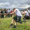 Maclaren Clan Tug O' War Team