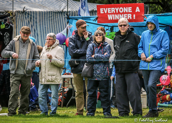 Happy Spectators