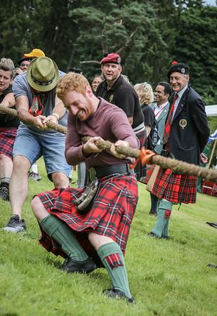 McGregor Clan Tug O' War