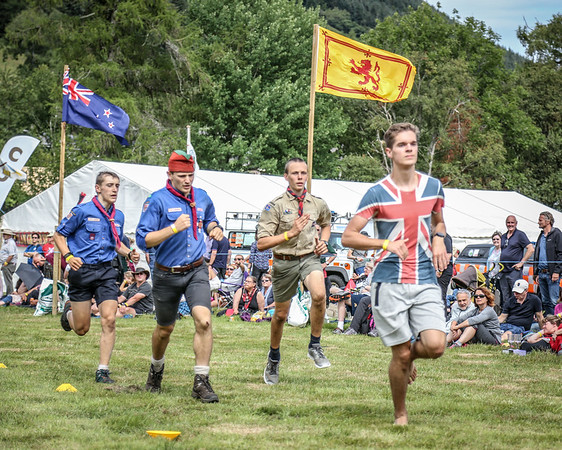 Scout Runners