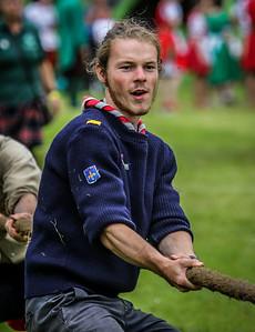 Tug O' War Scout