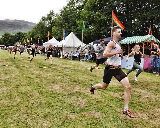 Race Winner: David Allan