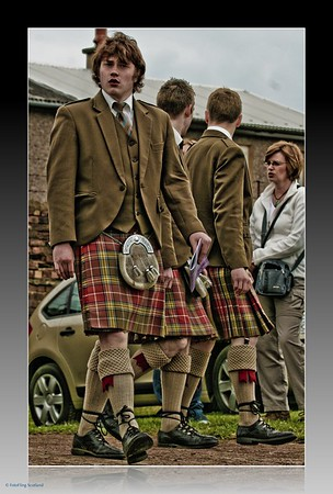 Tasteful Kilting