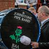 Johnstone Pipe Band