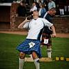 Putting the shot - Kyle Randalls