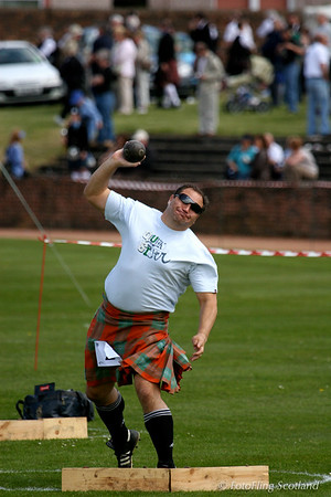 Shotts Highland Games 2006