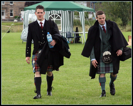 Stirling Kilties