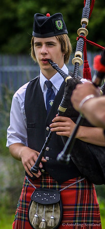 Bagpipe Blower