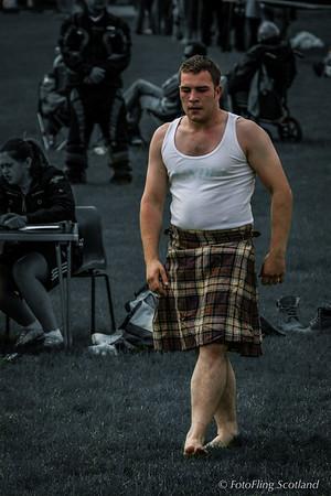 Frazer Hirsch - Scottish Backhold Wrestler
