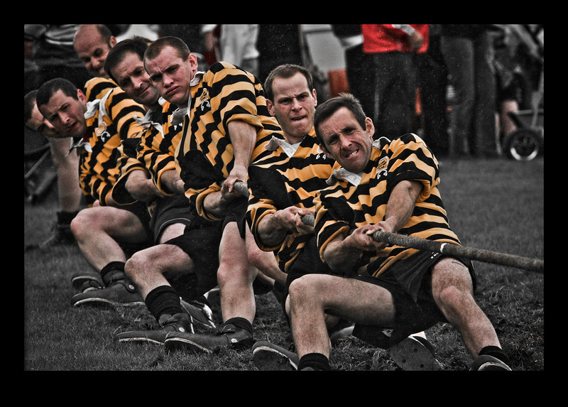 Halkirk Tug o' War Team