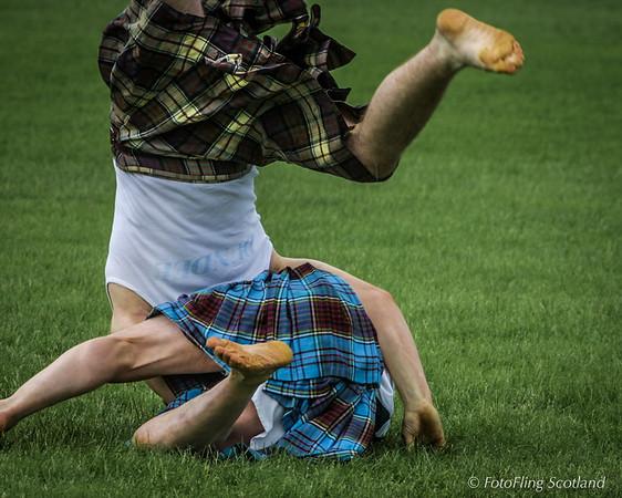 Kilted Cartwheel