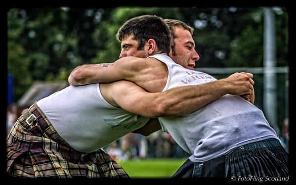 Wrestlers Grip
