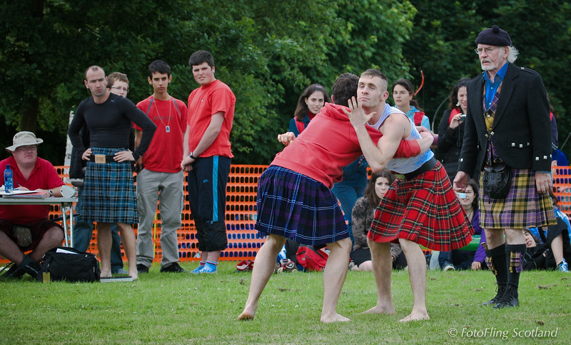Kilted Wrestling