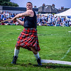 Hammer Throw North Berwick Highland Games 2003