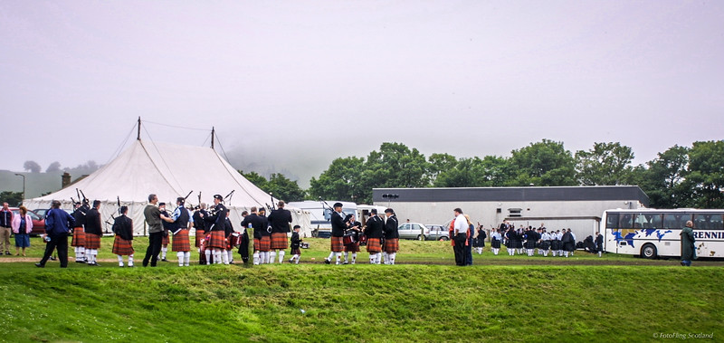 North Berwick Highland Games 2002