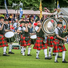 Pipe Band Enters