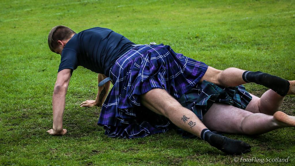 Neil Mitchell Flattened by Ryan Dolan