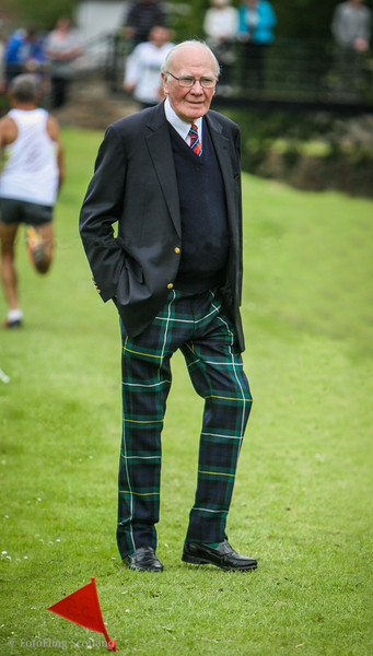 Menzies Campbell - Ceres Games Chieftain