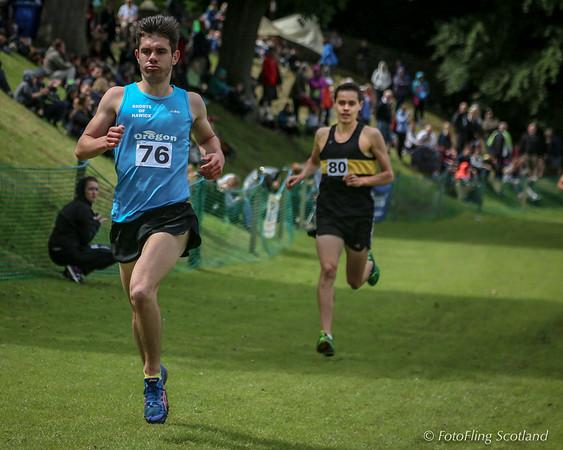 Rory Anderson & Euan Martin