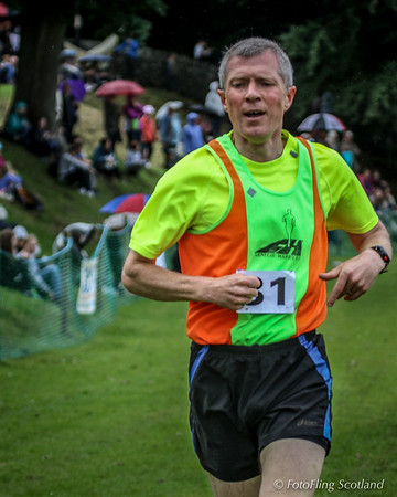 Willie Rennie - Distance Runner