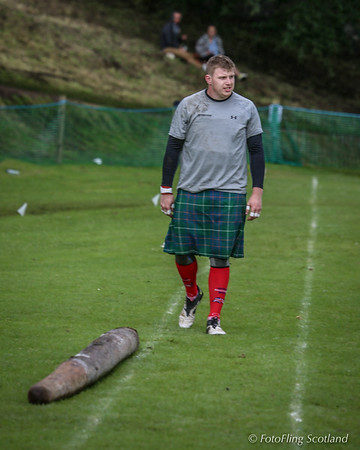 Lorne Colthart - Scottosh Heavyweight Athlete