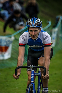Cyclist, James Melville