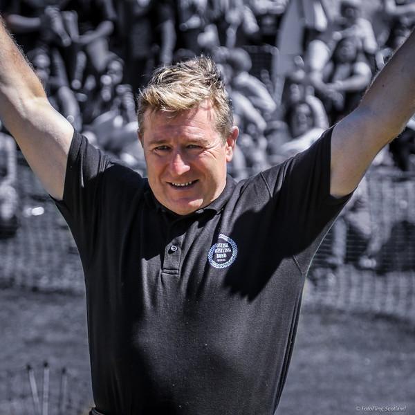 Gary Neilson: Scottish Wrestling Bond President