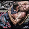 Backhold Wrestling at Ceres Highland Games 2018