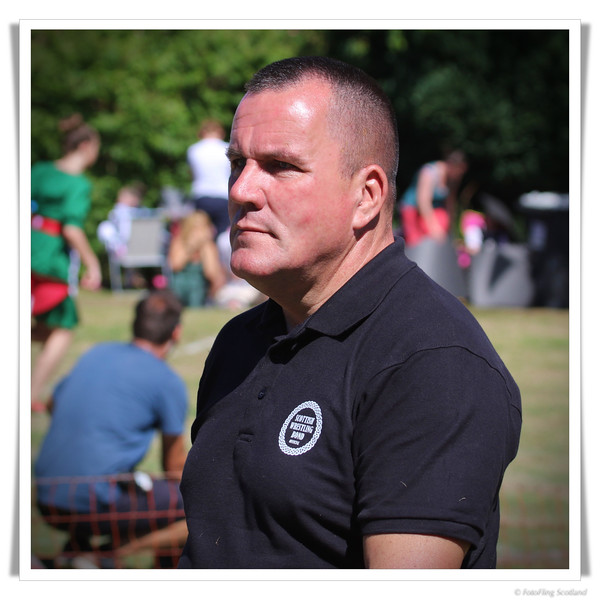 Mark Johnstone - Backhold Wrestling Judge