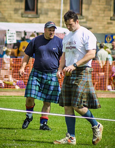 Two Kilties Inverkeithing Games 2001