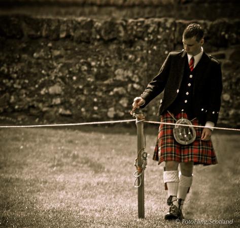 Rope playing