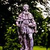 Statue -James VI - Glamis Castle