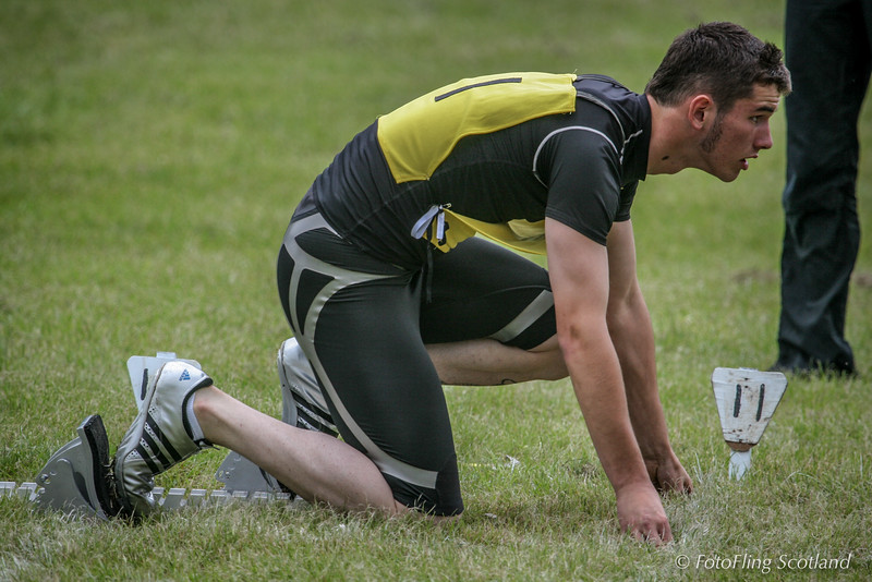 Nick Mitchell - Athlete