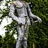 Statue - Charles I  - Glamis Castle