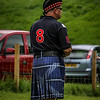 Fashion Statement: The Saltire Kiltie