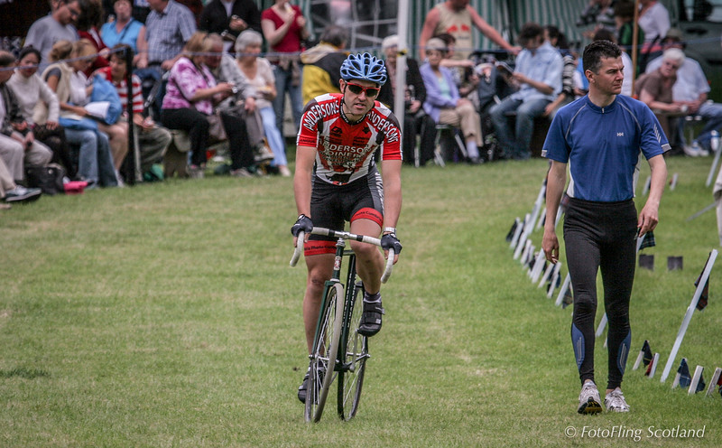 The Athlete and the Cyclist
