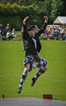 Highland Dancer