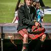 Highland Dance Piper