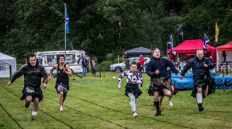 Luss Highland Games 2015