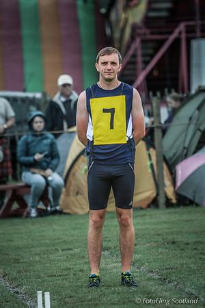 Scottish Athlete - Graeme Lister