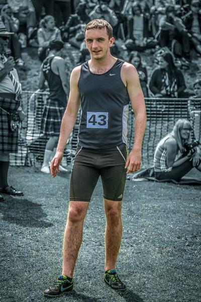 Graeme Lister - Scottish Athlete
