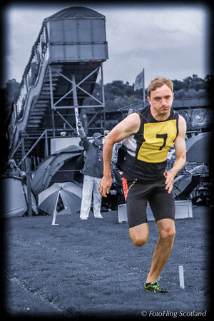 Track Runner: Graeme Lister