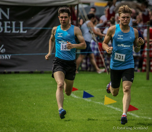 Athletes - Rory Anderson & Kyle Potts