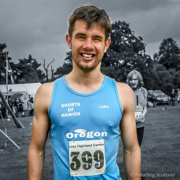 Athlete: Rory Anderson
