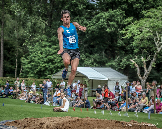 Rory Anderson - Long Jump