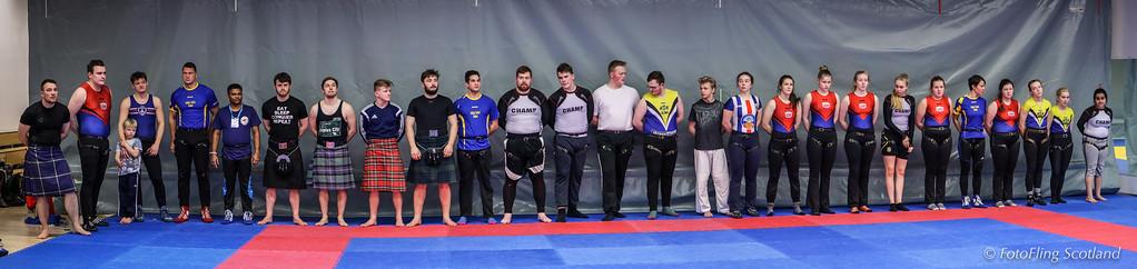 Reykjavik International Games: Glima, Icelandic Wrestling & Backhold Medal Ceremony