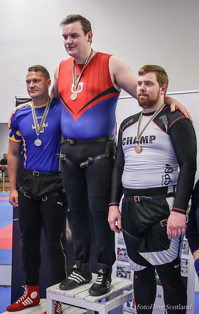 Glima Medalists - Reykjavik International Games  Men +90kg Category